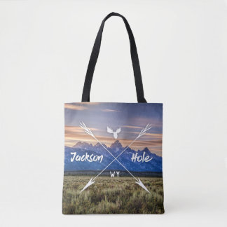 Jackson Hole Series 02 All-Over Tote