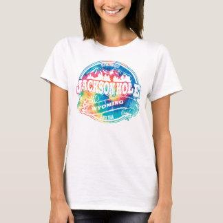 Jackson Hole Tie Dye T-Shirt