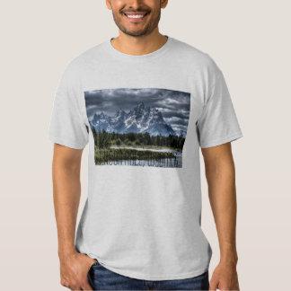 Jackson Hole, Wyoming T Shirt