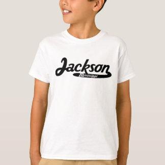 Jackson Mississippi Vintage Logo T-Shirt