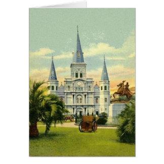 Jackson Square Card