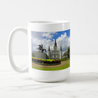 Jackson Square New Orleans  Mug