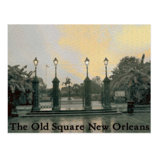 Jackson Square Postcard