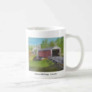 Jacksons Mill Bridge - Lancaster Coffee Mug