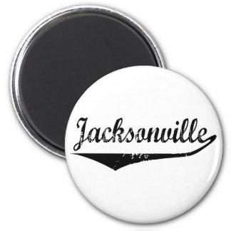 Jacksonville 2 Inch Round Magnet