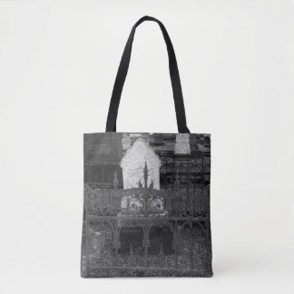 Jacksonville Cemetery Tote Bag