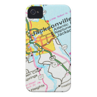Jacksonville, Florida iPhone 4 Cover
