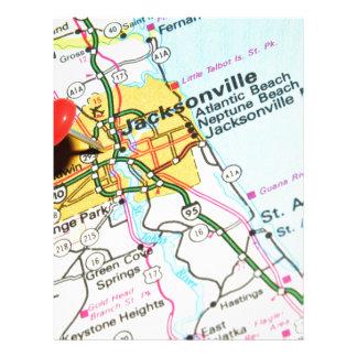 Jacksonville, Florida Letterhead