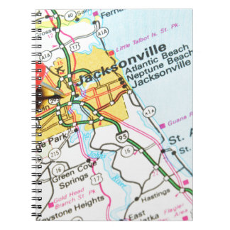 Jacksonville, Florida Notebook