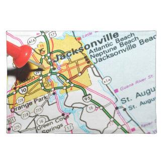 Jacksonville, Florida Placemat