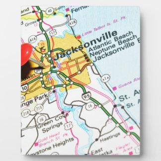 Jacksonville, Florida Plaque