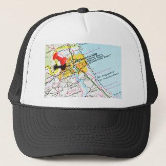 Jacksonville, Florida Trucker Hat