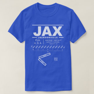 Jacksonville International Airport JAX T-Shirt