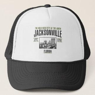 Jacksonville Trucker Hat