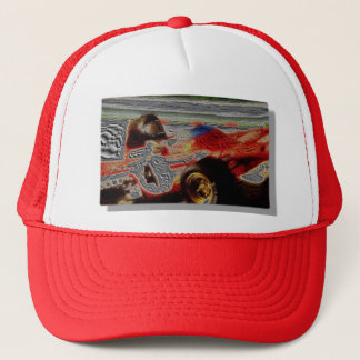 JACKY's MONOPOSTO 1972 variant II - digitally kind Trucker Hat