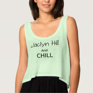 Jaclyn Hill and Chill top flowy