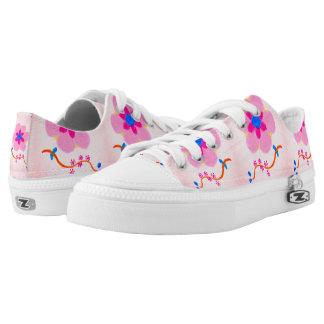 Jaclyn Low-Top Sneakers