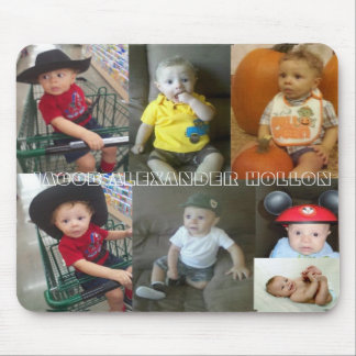 Jacob Alexander Hollon Mousepad