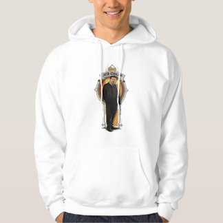 Jacob Kowalski Art Deco Panel Hoodie