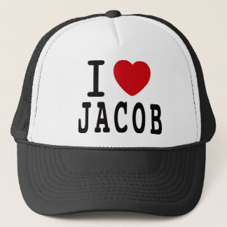 """Jacob Latimore """"I Love Jacob"""" Trucker Hat"""