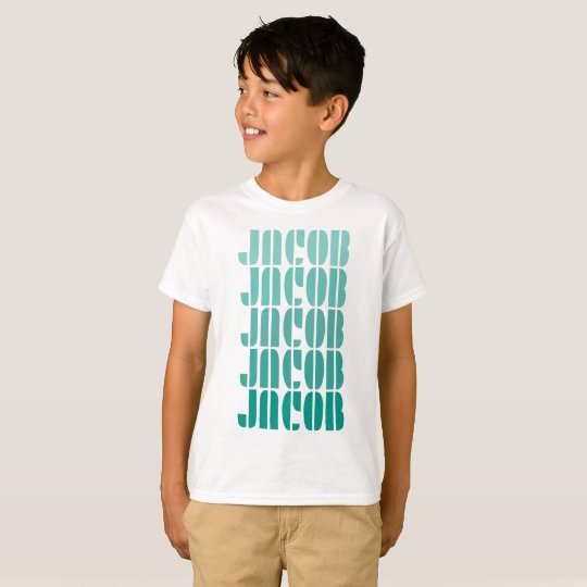 Jacob Name T-shirt