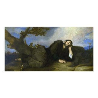 Jacob s Dream by José de Ribera Photo Card