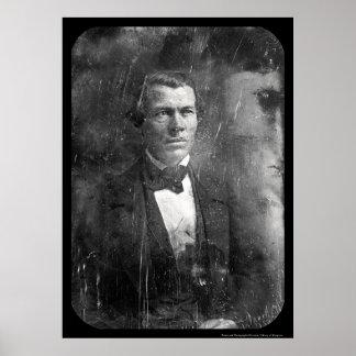 Jacob Thompson Daguerreotype 1857 Poster