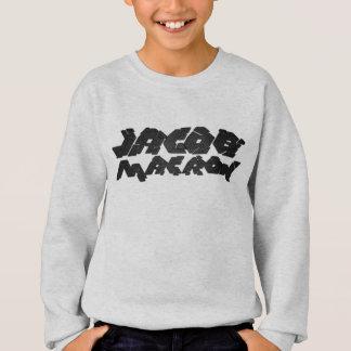 JacobMacron - Boys - Gray - Sweatshirt