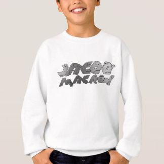 JacobMacron - Boys - White - Sweatshirt