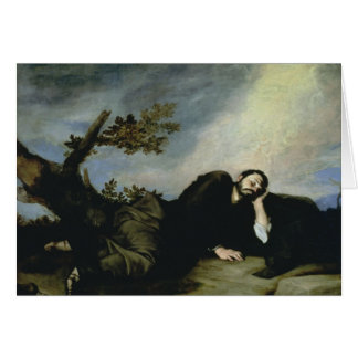 Jacob's Dream, 1639 Card