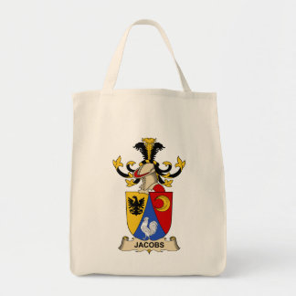 Jacobs Family Crest Tote Bag