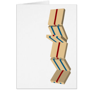 jacob's ladder note card