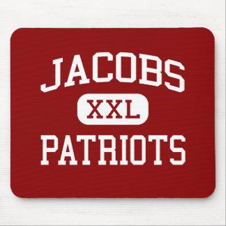 Jacobs - Patriots - Junior - Stevens Point Mouse Pad