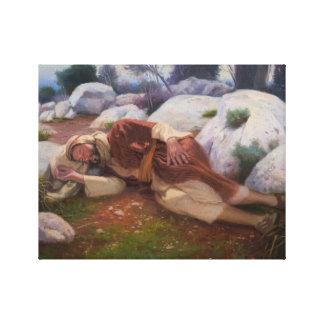 Jacob's Rest Canvas Print