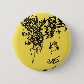 Jacque in May 2 Inch Round Button