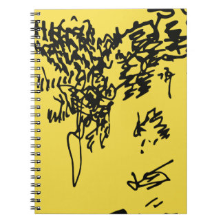 Jacque in May Notebooks