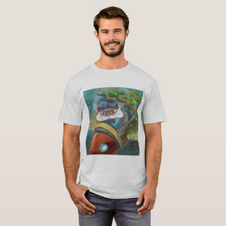 Jacque the Cat T-Shirt
