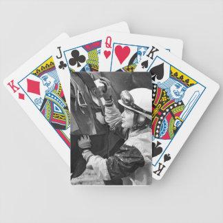 Jacqueline Davis Bicycle Playing Cards