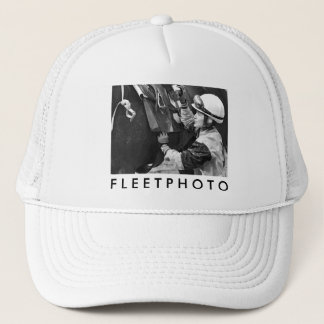 Jacqueline Davis Trucker Hat