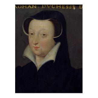 Jacqueline de Rohan , Duchesse de Longueville Postcard