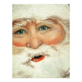 Jacqueline Veltri s Santa Personalized Letterhead