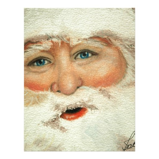 Jacqueline Veltri's Santa Personalized Letterhead