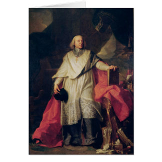 Jacques-Benigne Bossuet  1702 Card