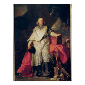 Jacques-Benigne Bossuet  1702 Postcard
