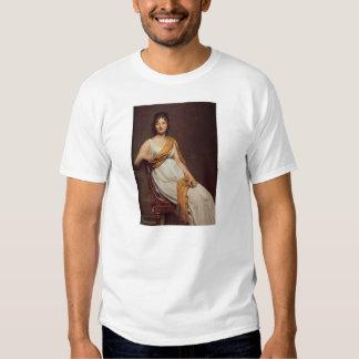 Jacques David- Portrait of Madame Raymond Verninac T Shirt