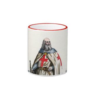 Jacques de Molay - Knight Templar Mugs