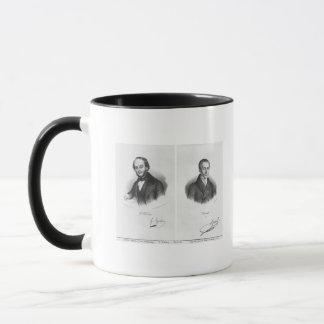 Jacques Fromental Halevy  and Ferdinand Herold Mug