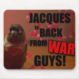 Jacques Is Back Mouse Pads
