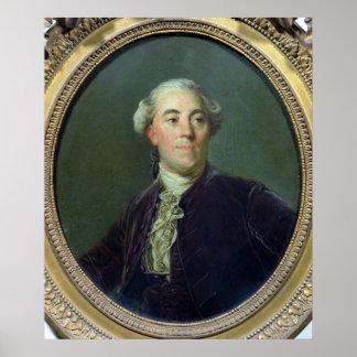 Jacques Necker  c.1781 Print