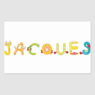 Jacques Sticker